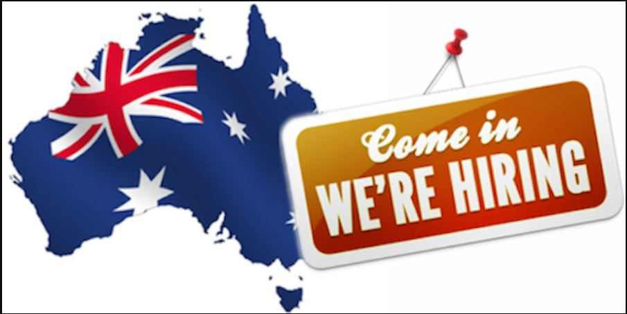 Hiring Jobs In Australia