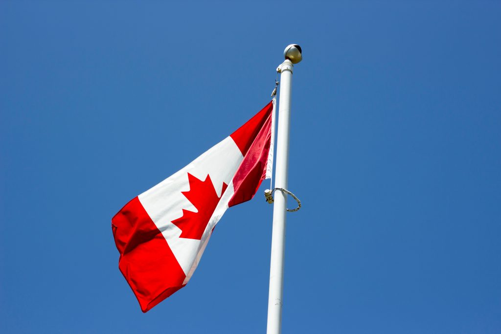 Travel plan to Canada