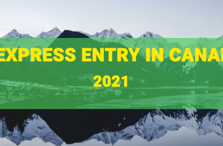 Canada Categorical Entry 2021 Information
